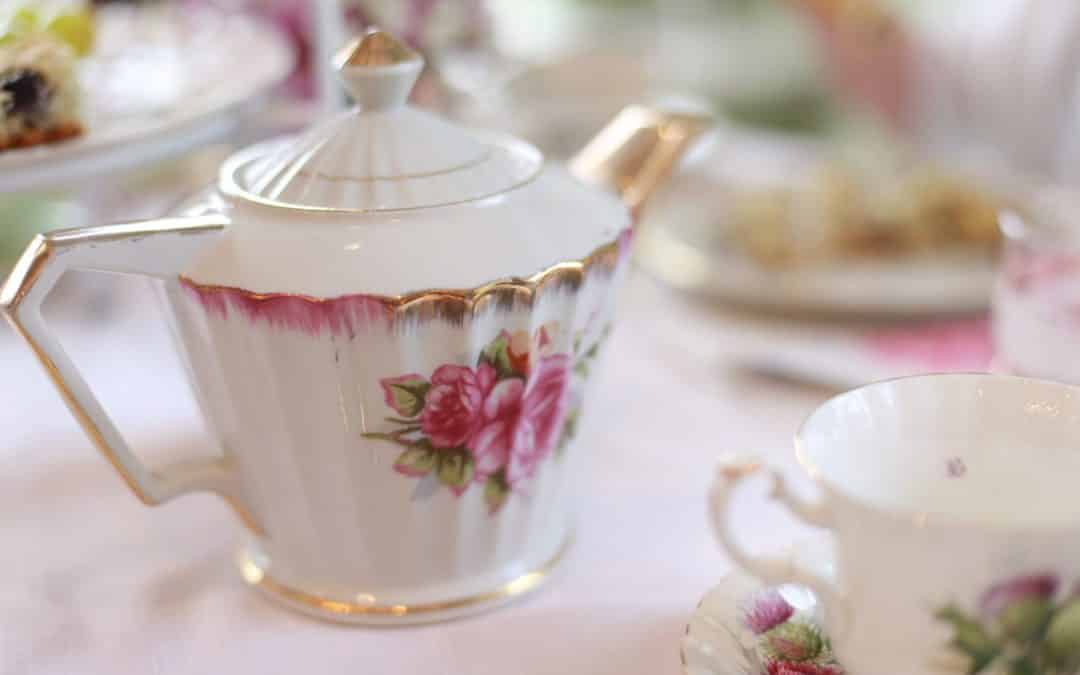 Tiara Tea Party | Southern Maine Photographer