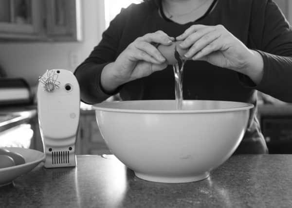 Take a Break and Bake | Maine Newborn Photographer