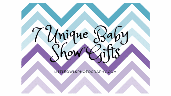7 Unique Baby Shower Gifts | Little Owls