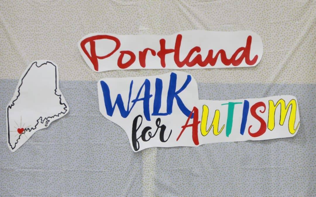 Autism Walk, Portland Maine, walk for autism