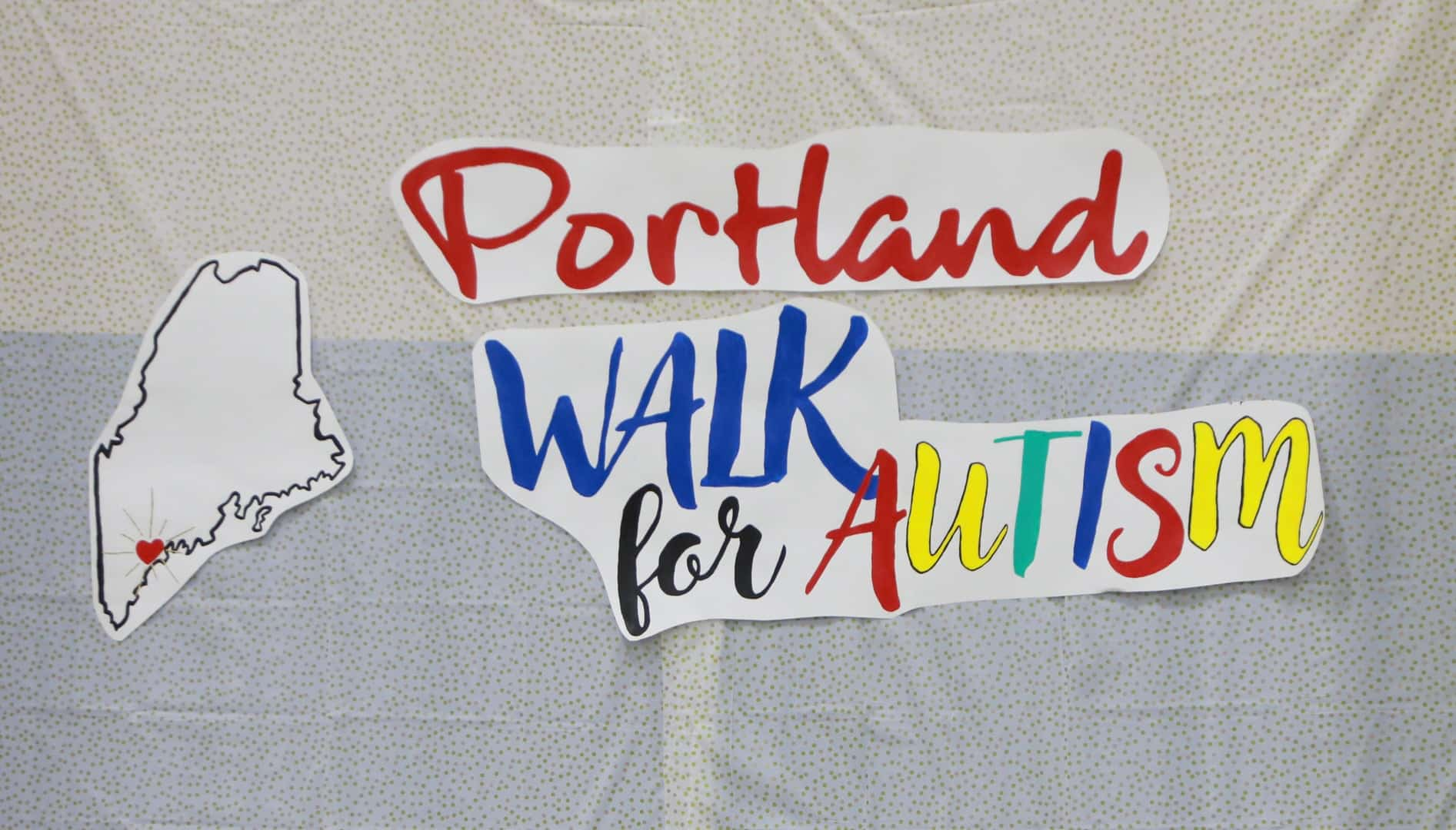 Autism Walk, Portland Maine, walk for autism