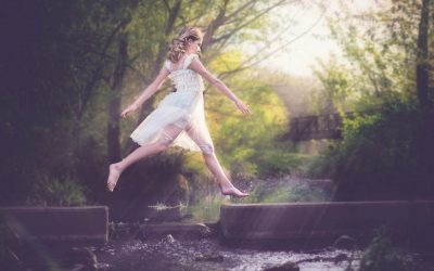 Fairy Tale Photography Session in Augusta, Maine