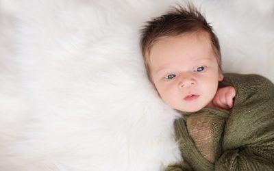 Lucas | Newborn Photo Session | Augusta, Maine