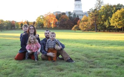 Amber's Family Photos in Augusta, Maine