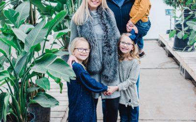 The Jackson Family | Maine Family Photographer