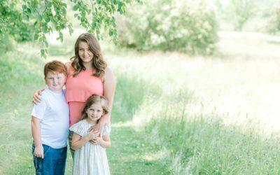 The Pelletier Family Portraits | Viles Arboretum in Augusta, ME