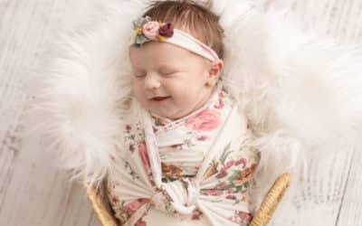 Baby Photographer in Maine | Baby Callie