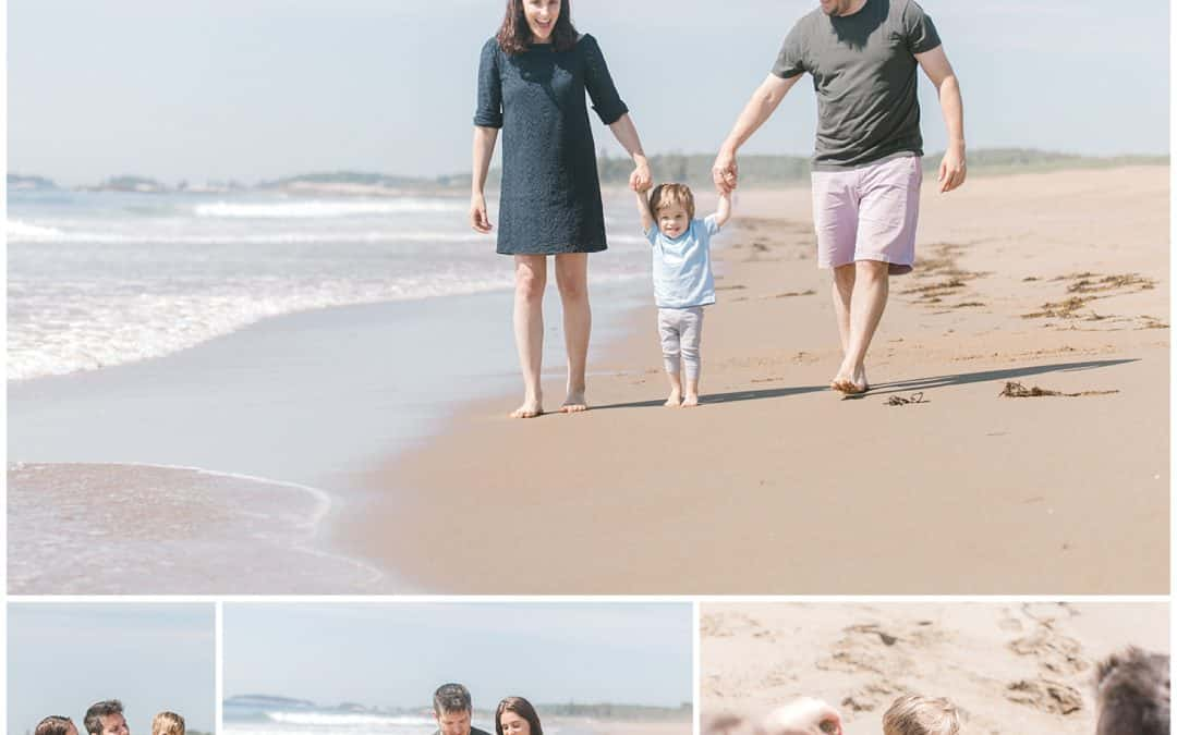 Maine Family Photographer | Georgetown, Maine