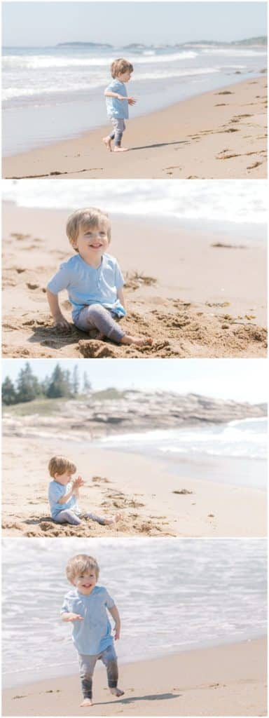 Maine Family Photographer, Reid State Park, Beach Session, Beach photos