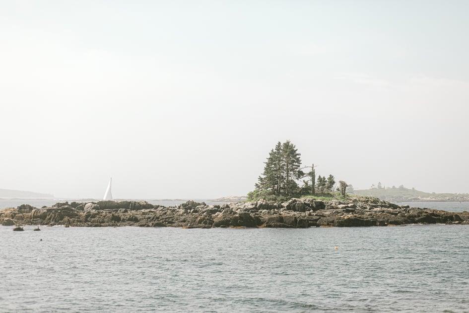 Ocean Point Walk, Boothbay Maine